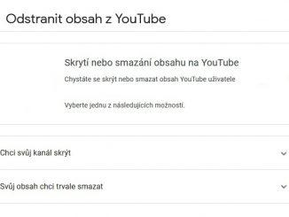 Jak odstranit Youtube účet 05