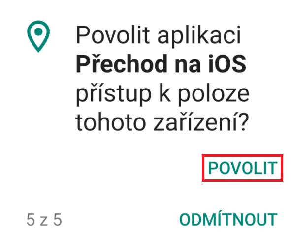 Přechod na iOS 8