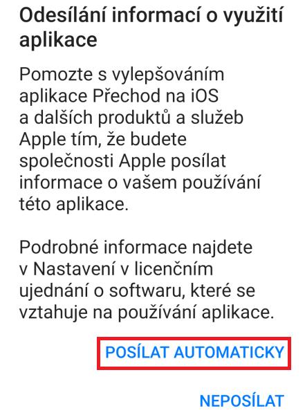 Přechod na iOS 9