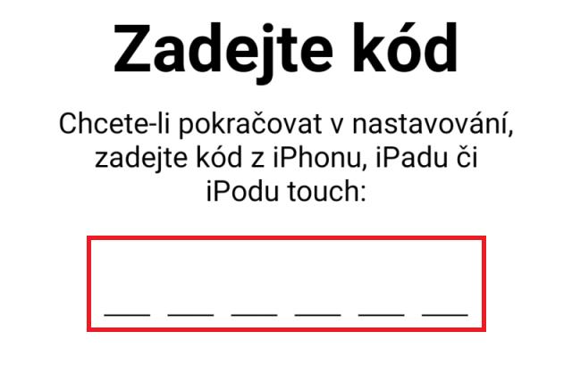 Přechod na iOS 11