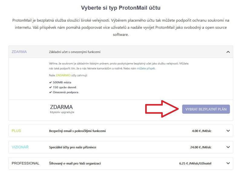 ProtonMail 2