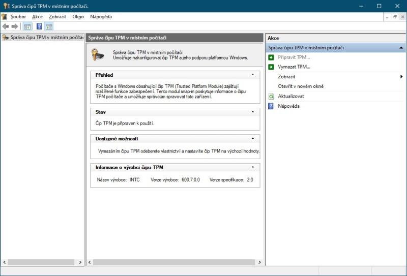 TPM ve Windows 10 - 2