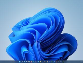 Windows 11 Insider plocha