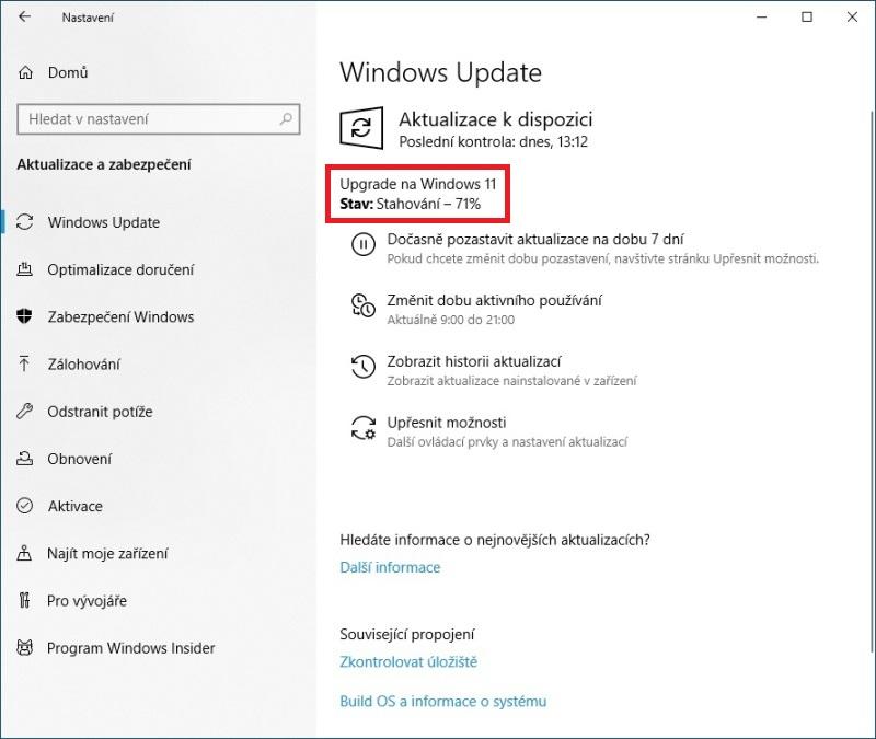 Windows 11 Insider 13