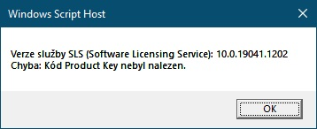 Jak odebrat licenci z Windows 10 - 07