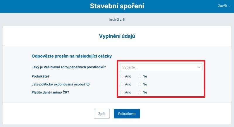 Stavební spoření Buřinka u České spořitelny 4