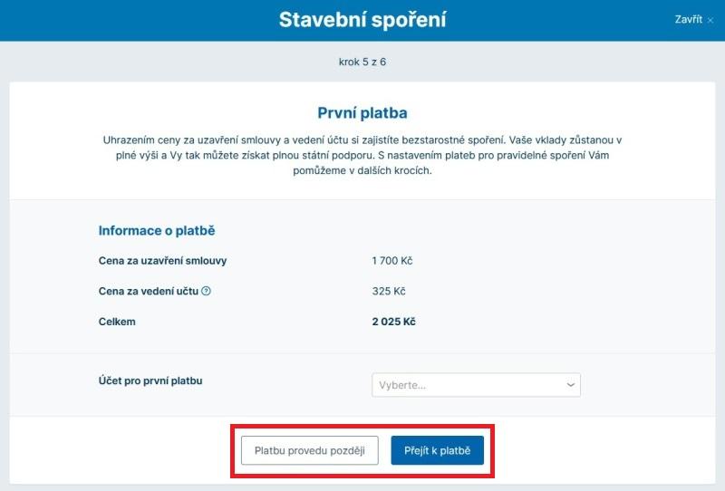 Stavební spoření Buřinka u České spořitelny 7
