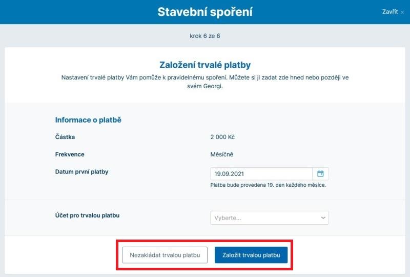 Stavební spoření Buřinka u České spořitelny 8