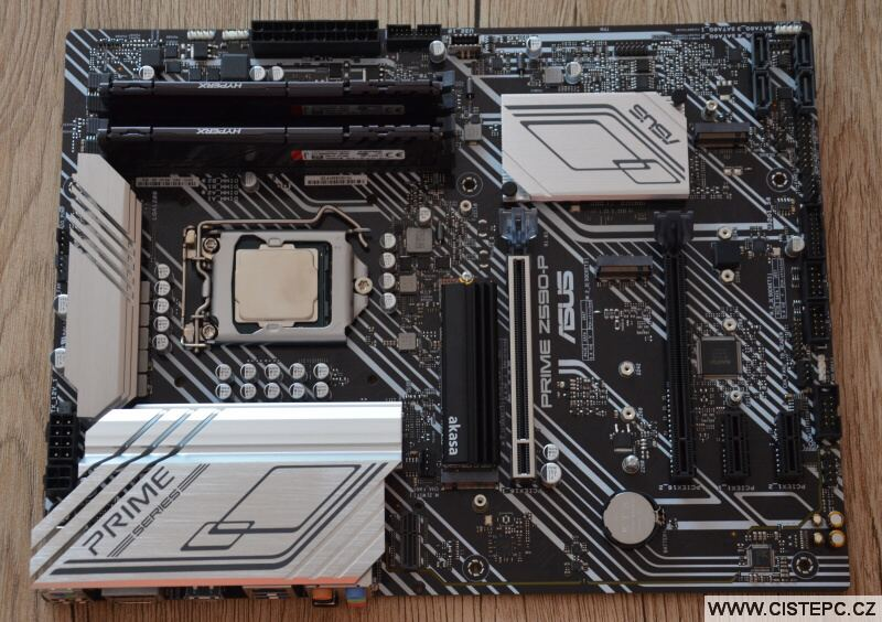 Základní deska Asus Prime Z590-P