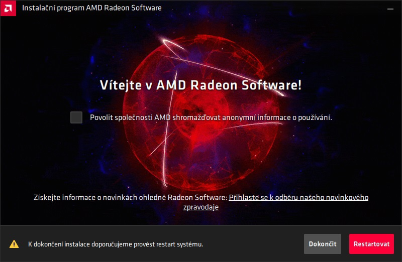 10 AMD Radeon Software Adrenalin 2020 edition